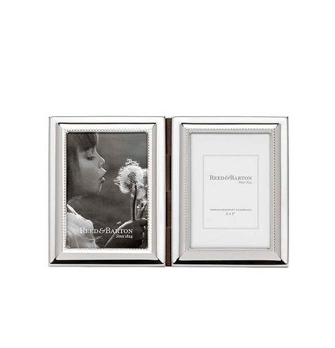 Capri Double Frame 35 By Reed Barton Charles Mayer Company